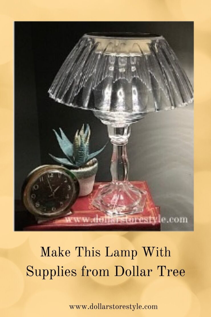 Simple to Make Lamp